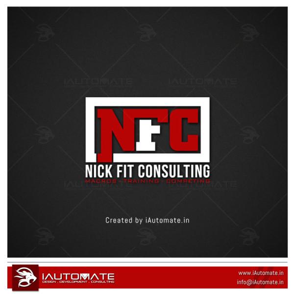 Fitness Consultant Logo Design