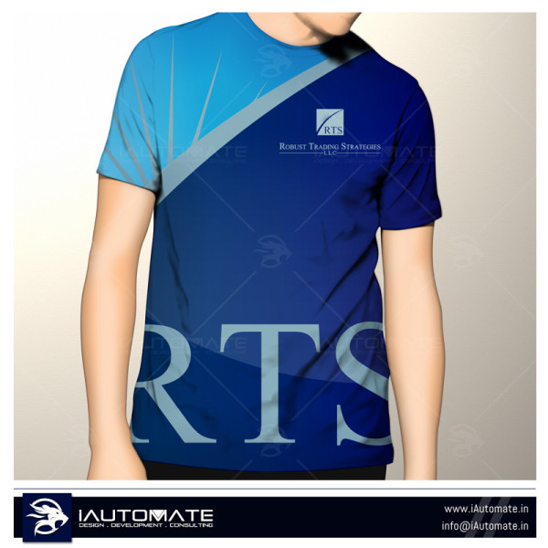 Tshirt Design For Finance Company