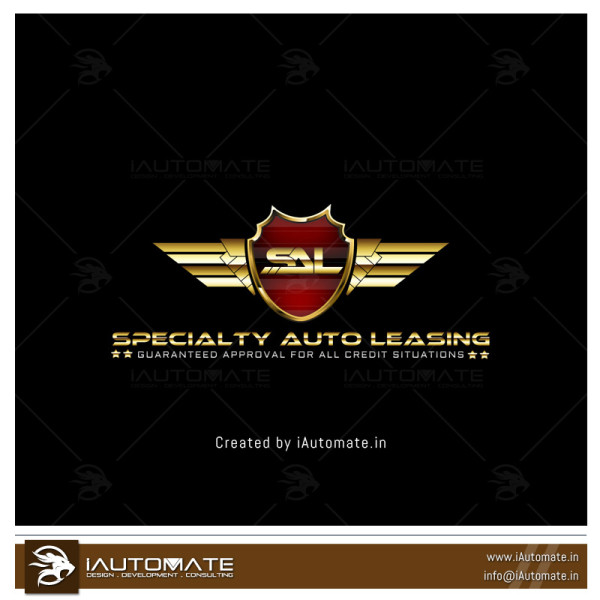 Automobile Company Logo Design