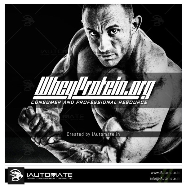 Body Building Supplement Logo Design