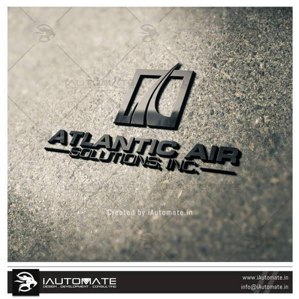 Aviation Company Logo Design