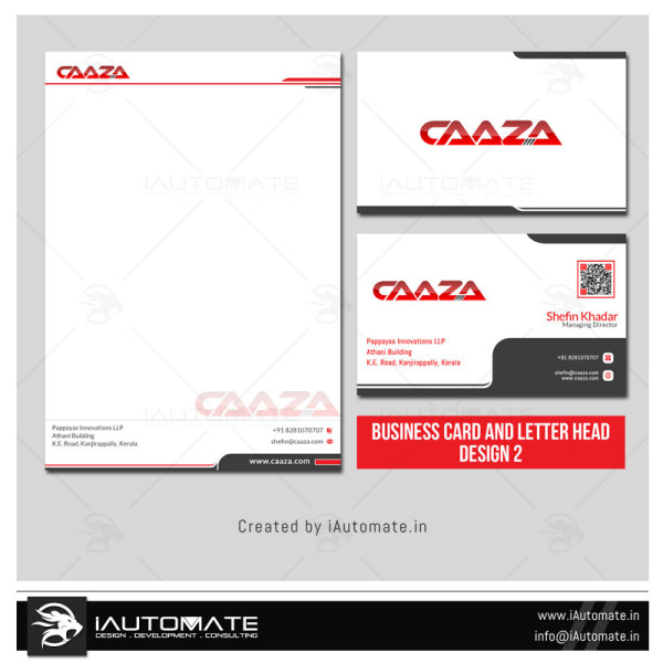 Corporate Branding Template design