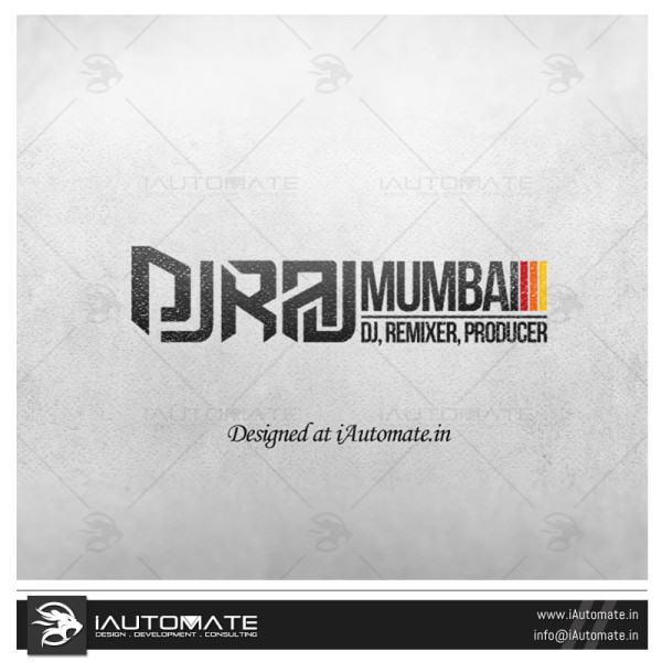 Disc Jockey Logo design