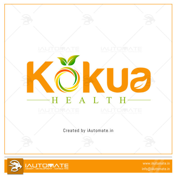 Healthy Life Logo Design