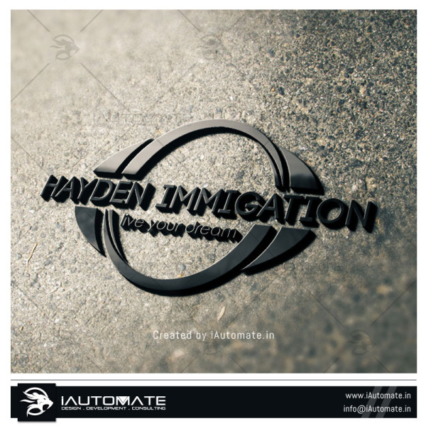 Immigration Firm Logo Design