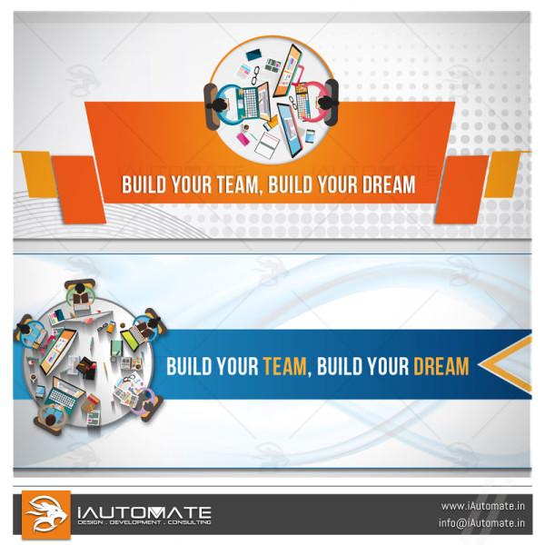 Infographics Banner Design
