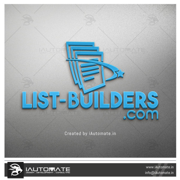 Listing Firm Logo design