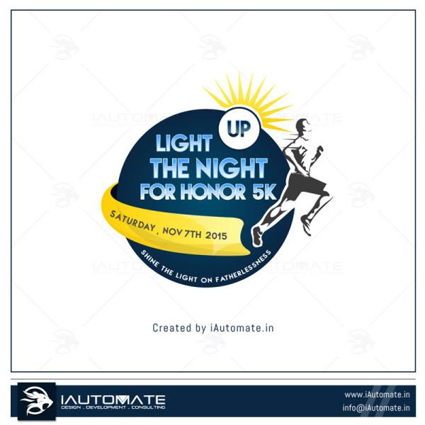 MArathon Logo Design