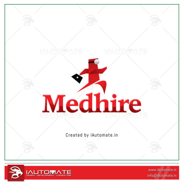 Medical Company Mascot Design