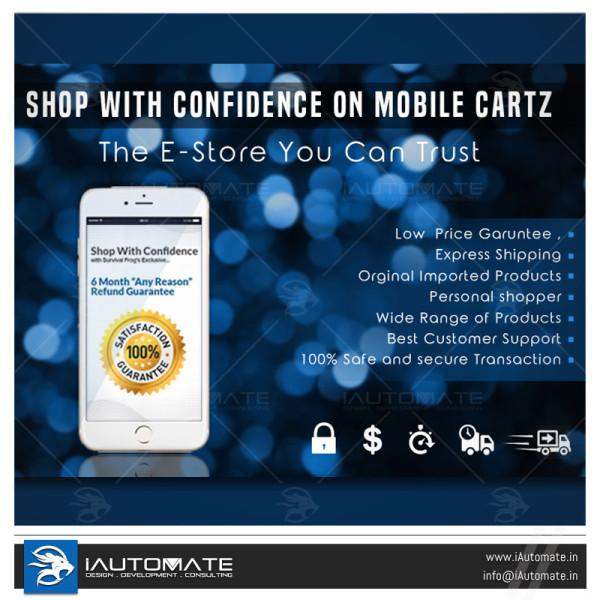 Mobile company Banner Design