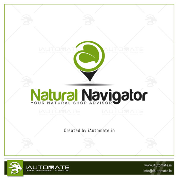 Natural Products Logo Design