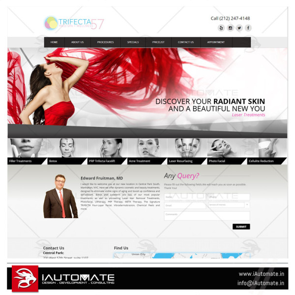 Plastic Surgeon doctor sites