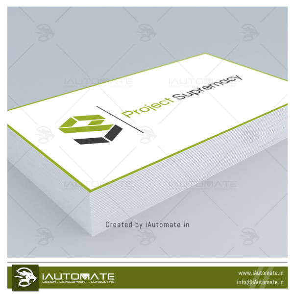 Project Management Logo Design