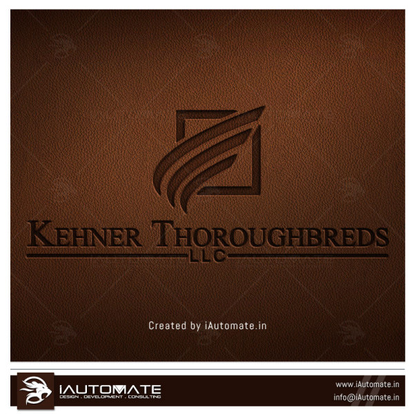 Thoroughbreds company Logo Design