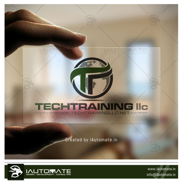 Training Center Logo Design