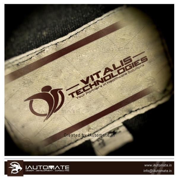 Vitality Logo Design