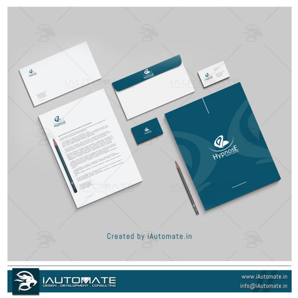Medical Clinic Office Stationary Design