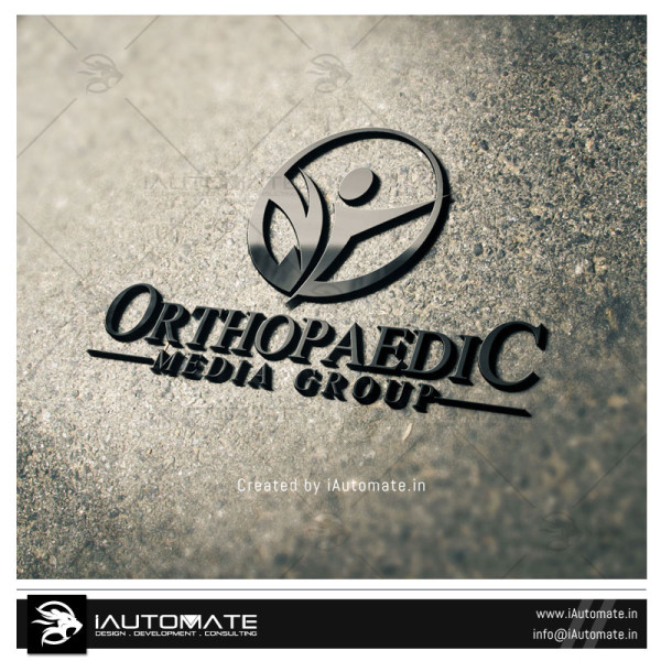Orthopaedic Group Logo design