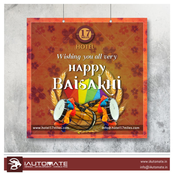 baisakhi wishes wallpaper