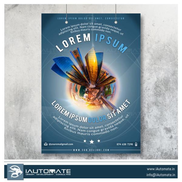 oculus poster design