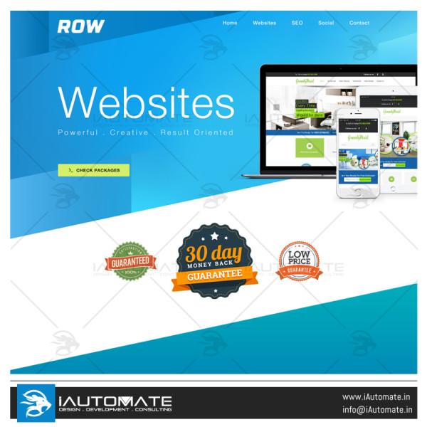 ROW Webdesign