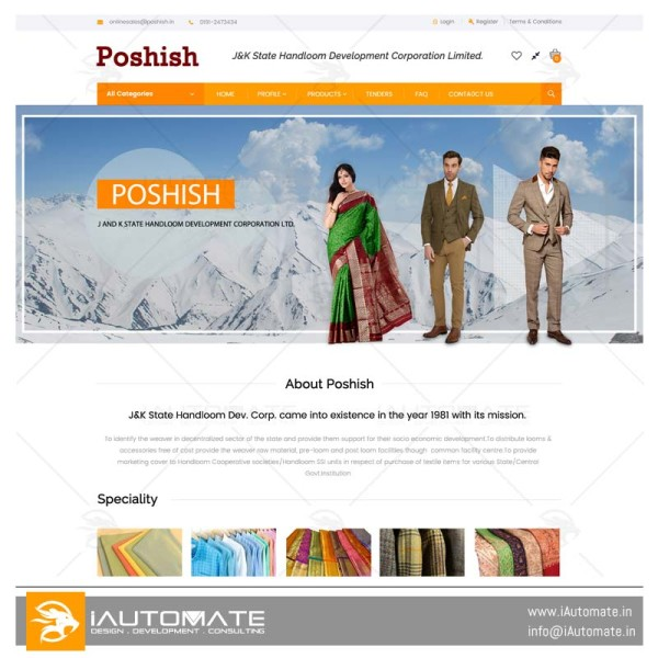 Poshish