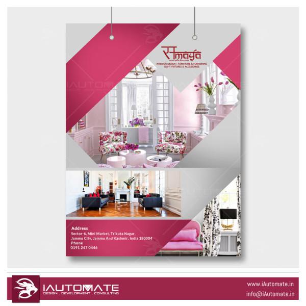 Brochure And Flyers Design Portfolio Iautomate